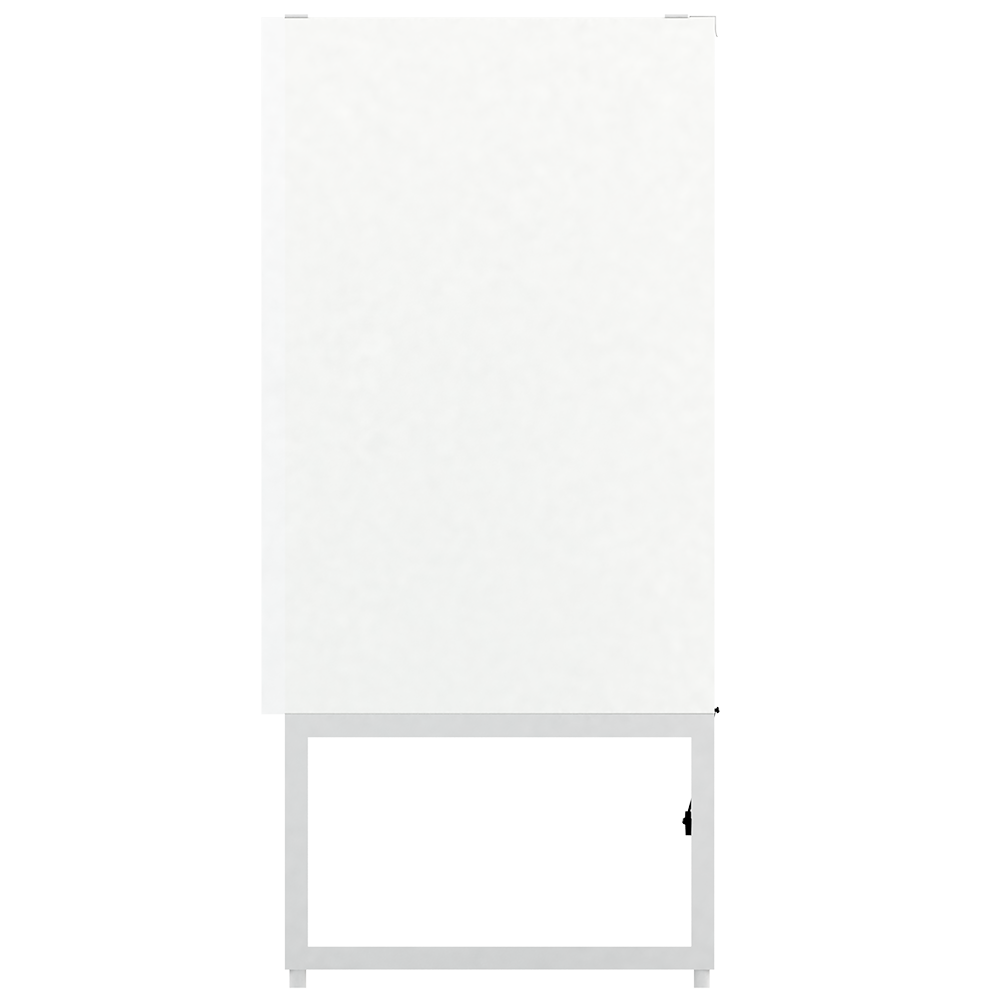 METOD FÖRVARA Base Cabinet With Drawer Door White Bodbyn Off White  Left