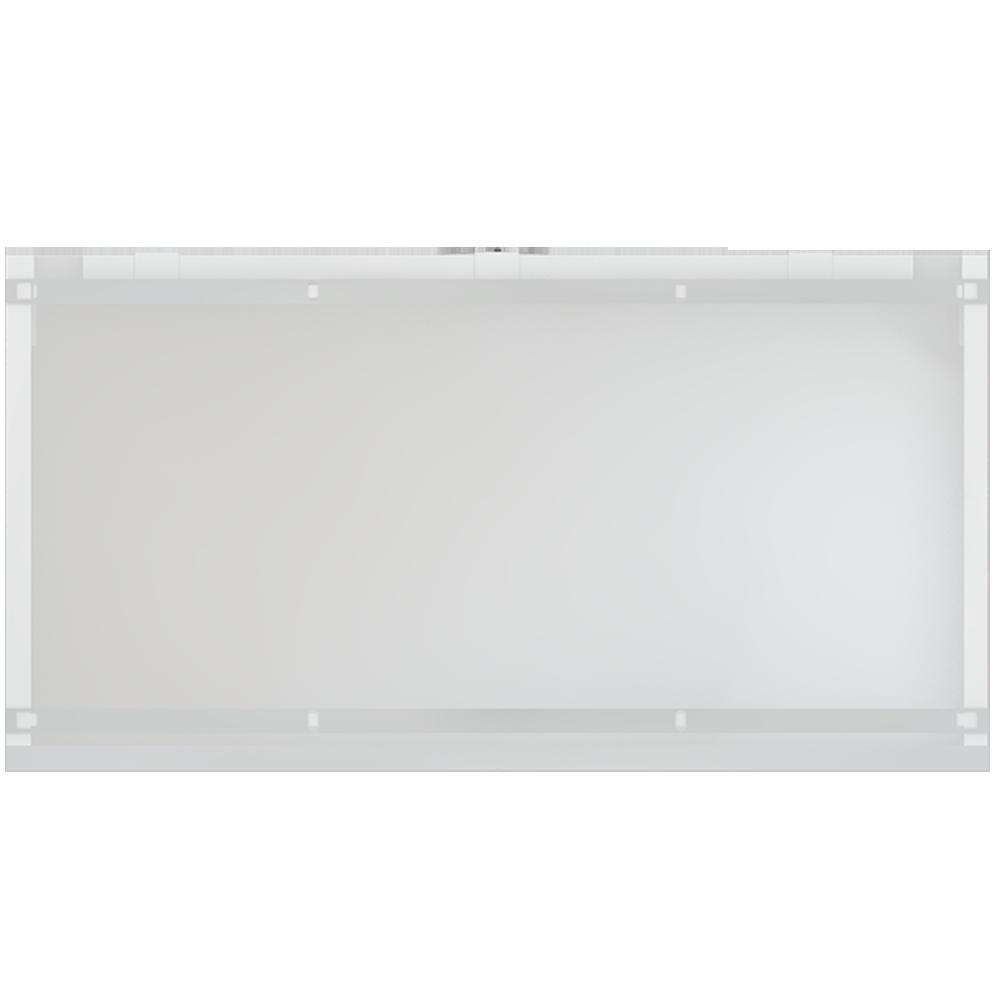 METOD FÖRVARA Base Cabinet 6 Front 6 Low Drawers White Voxtorp Walnut  Top