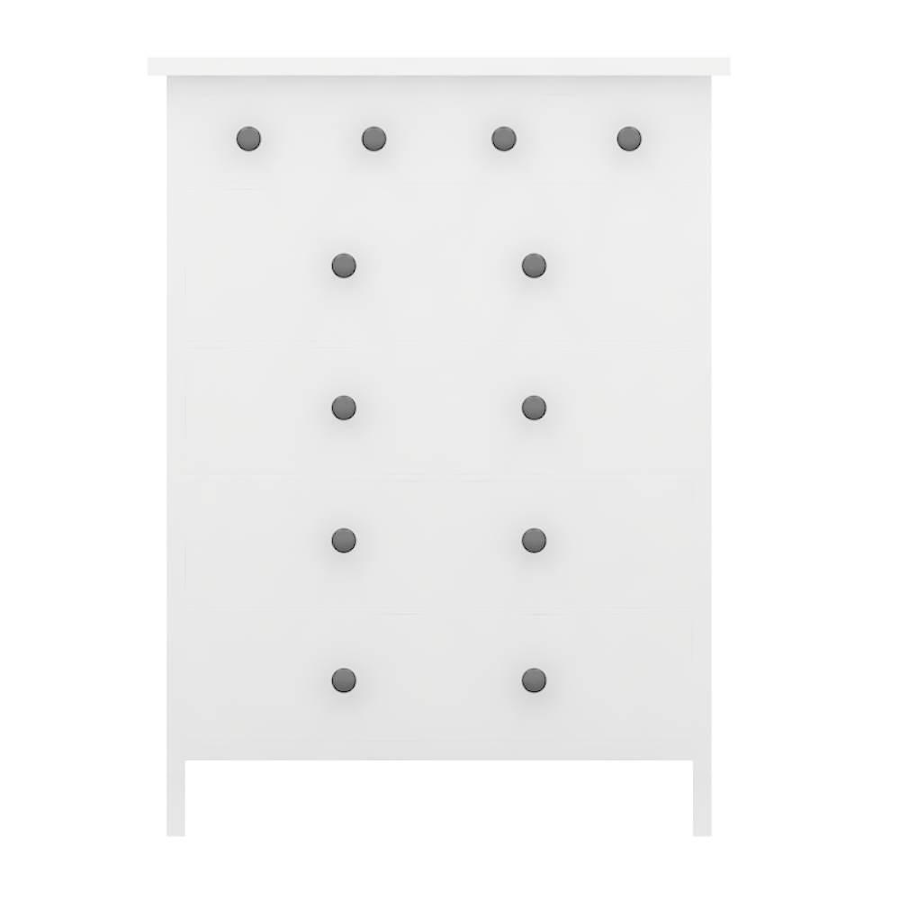 Cad and bim object hemnes commode 6 tiroirs variante 2 ikea - Commode ikea 4 tiroirs ...