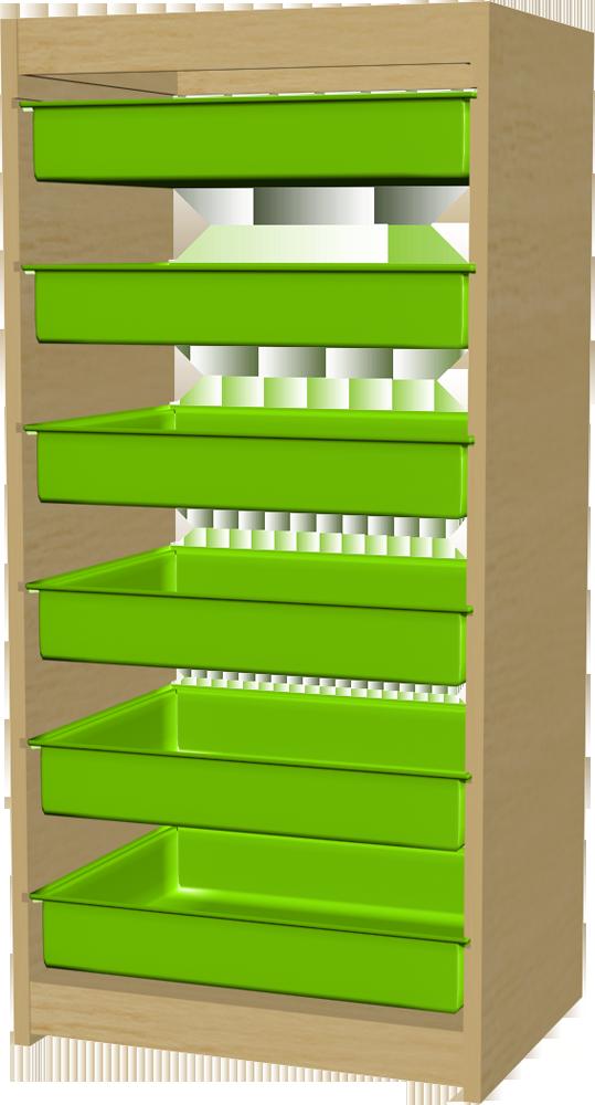 cad and bim object trofast storage boxes ikea. Black Bedroom Furniture Sets. Home Design Ideas