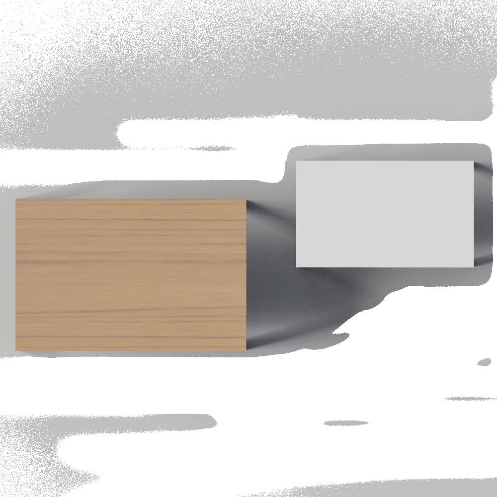 cad and bim object lack coffe table ikea. Black Bedroom Furniture Sets. Home Design Ideas
