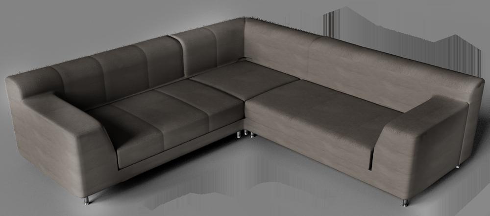 cad and bim object kramfors 2 seat corner sofa ikea. Black Bedroom Furniture Sets. Home Design Ideas