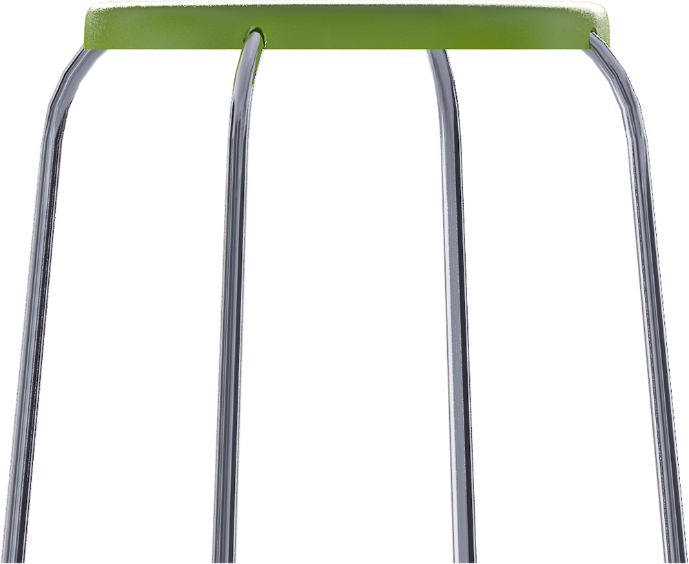 Forsby Small Stool  Right