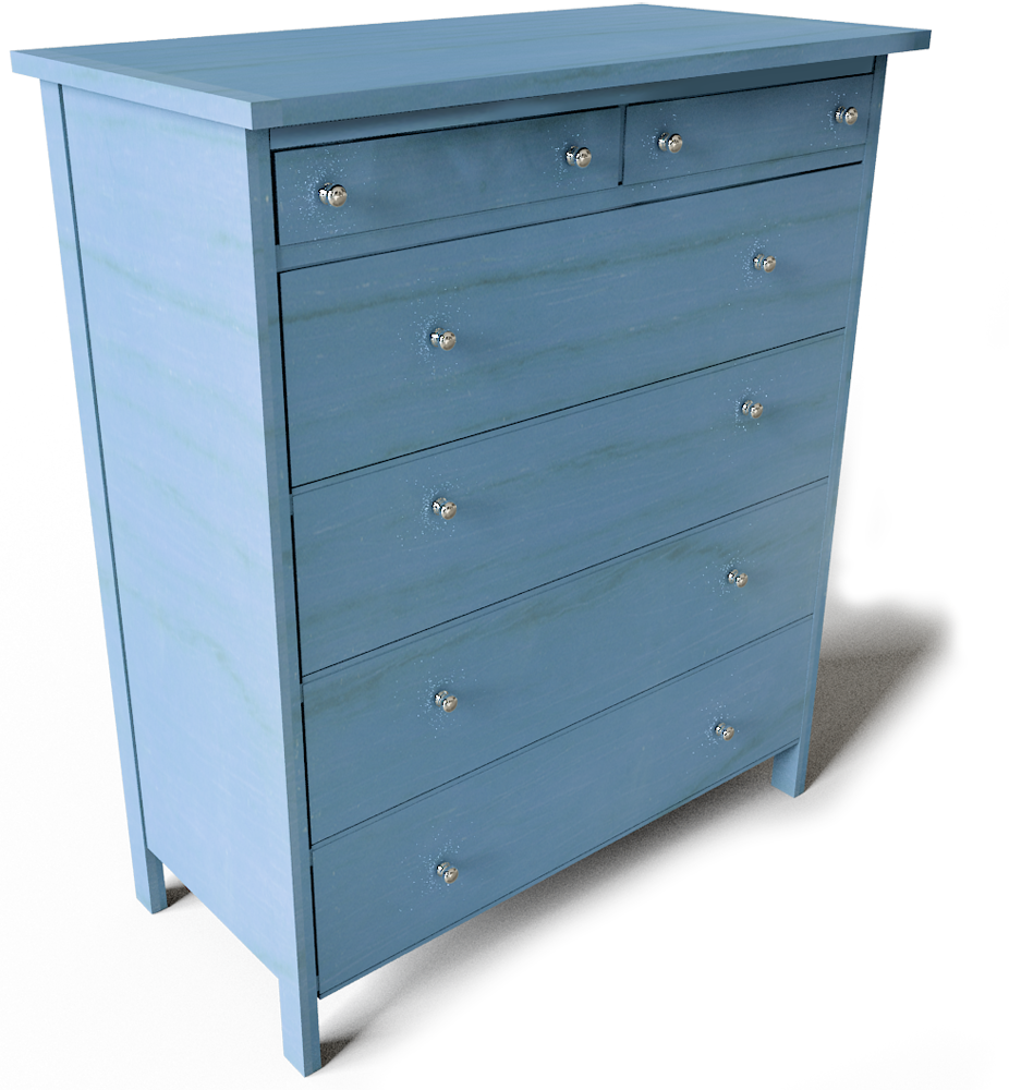 Cad and bim object hemnes chest of 6 drawers ikea - Commode 3 tiroirs ikea ...