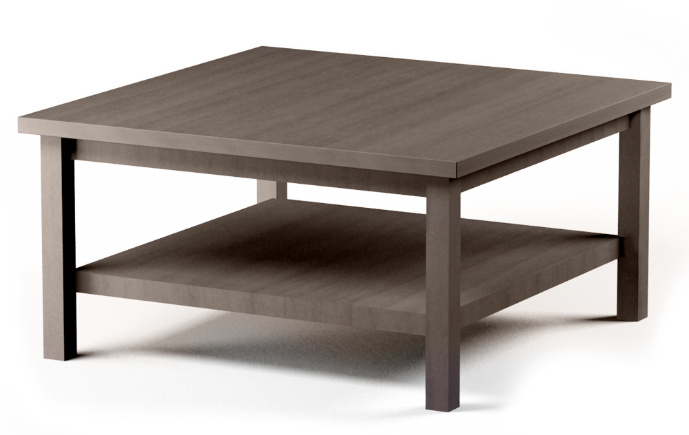 cad and bim object hemnes coffee table brown ikea. Black Bedroom Furniture Sets. Home Design Ideas