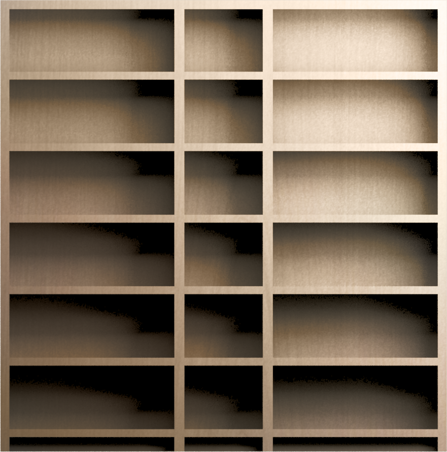 BILLY bookcase combination  Front