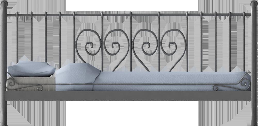 BIM u7269 u4f53 Meldal Single Bed IKEA