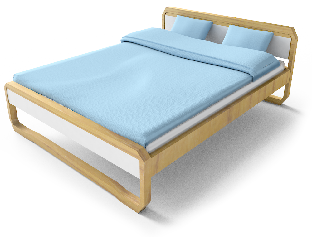 cad and bim object anes double bed ikea. Black Bedroom Furniture Sets. Home Design Ideas