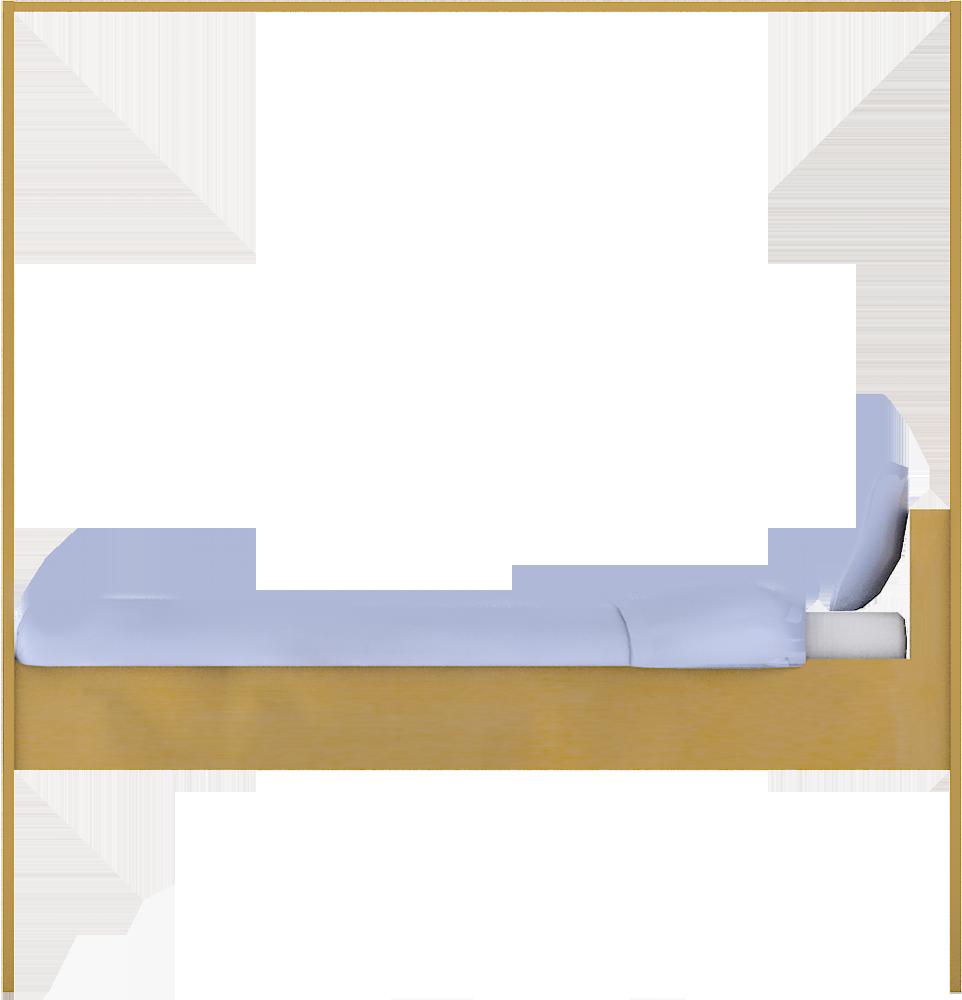 objets bim et cao lit 160 hemnes ikea. Black Bedroom Furniture Sets. Home Design Ideas