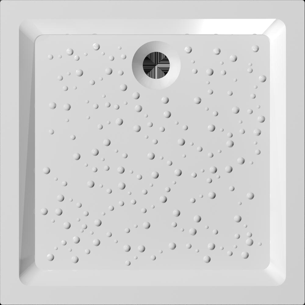 PRIMA 90x90 Shower Tray  Top