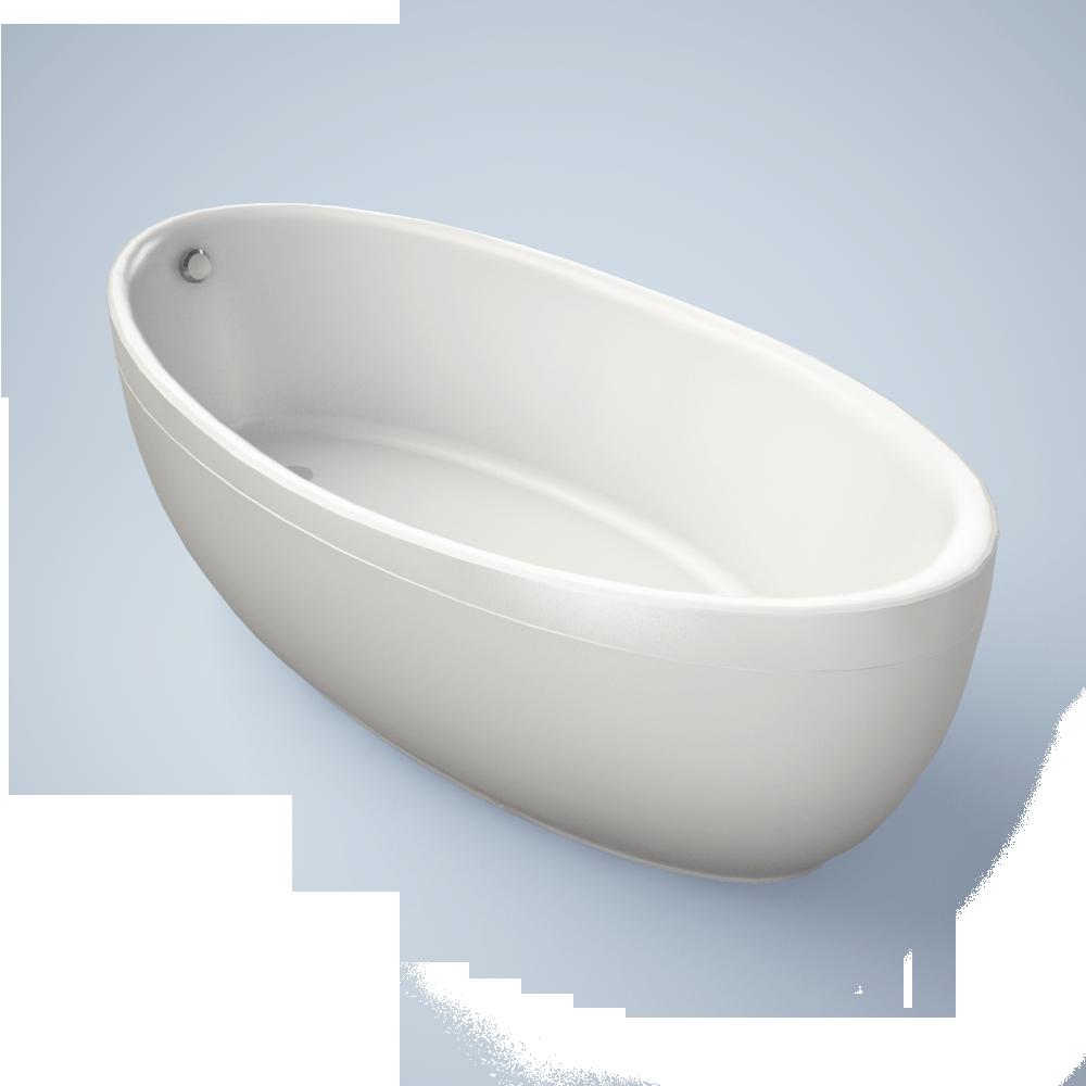 Aveo Bath Special shape  3D View