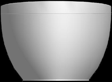 Aveo Bath Special shape  Back