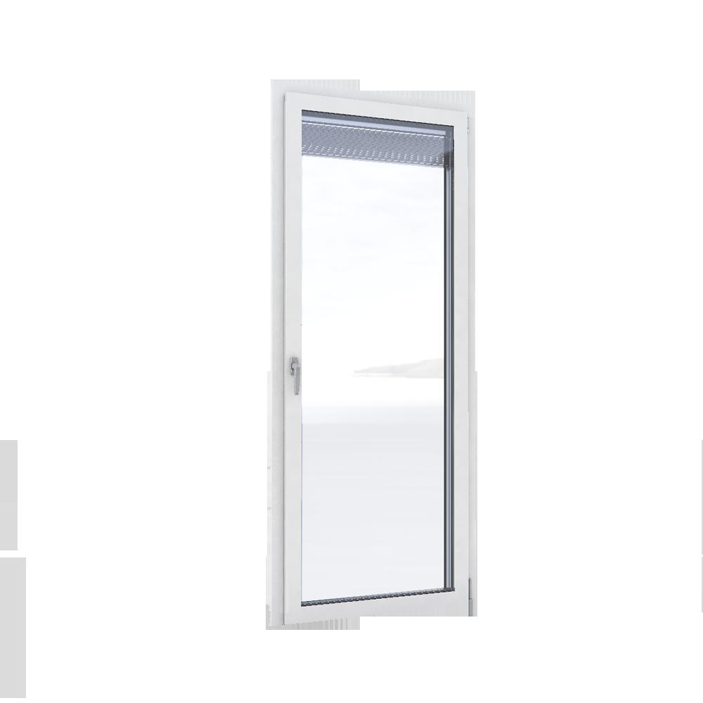 Cad and bim object m3d alur porte fenetre 1 vantail for Porte fenetre in english