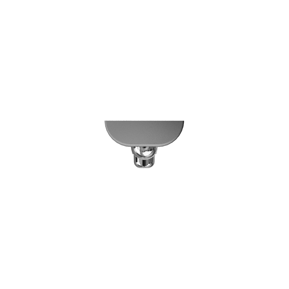 792400 Thermostatic electronic shower panel SECURITHERM  Top