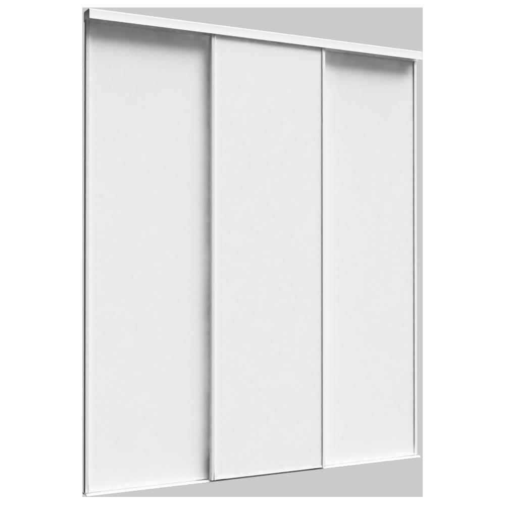 Façade Kendoors Plus 3 Portes Coulissantes  3D View