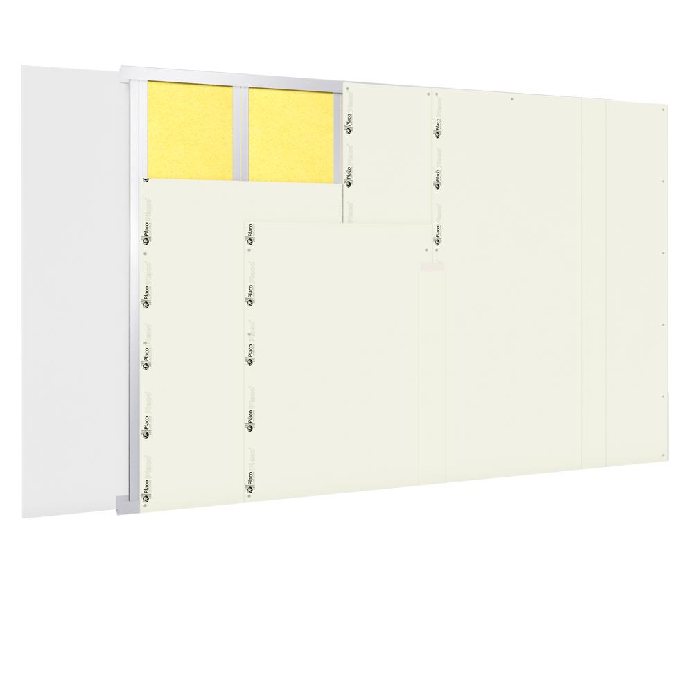 objets bim et cao partition walls cloisons separatives placostil saa 160 placo. Black Bedroom Furniture Sets. Home Design Ideas