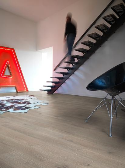 Pyrenees varnished oak wood flooring, ceiling and panelling  Catalog