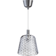 Candy Light Ceiling Lamp 1L Large Size Chrome