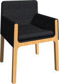 H Armchair