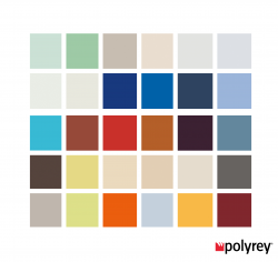 POLYREY HPL COLOR PAPAGO 1