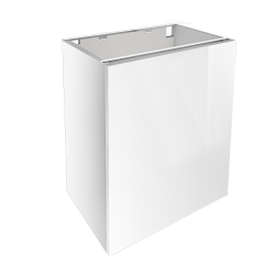 METOD MAXIMERA Base Cabinet With 3 Drawers White Ringhult White