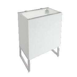 METOD FÖRVARA Base Cabinet With Drawer Door White Bodbyn Off White