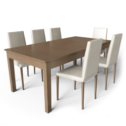 Markor Dining Table 02