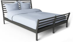 Sorum Queen Bed Frame