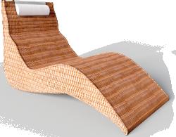 Karlskrona Lounger Chair