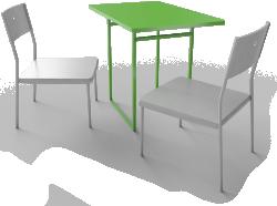 Muddus Table