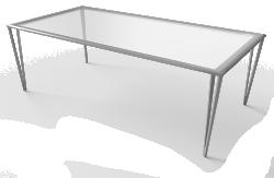 Vika Dinning Table