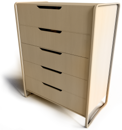 Anes Chest Of 4 Drawers