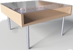 Magiker Coffee Table