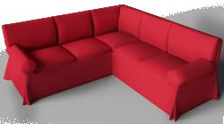 Ektorp Seat Corner Bed Sofa
