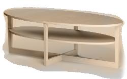 VEJMON coffee table wooden
