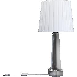 Krysta Lamp Pleated Lampshade