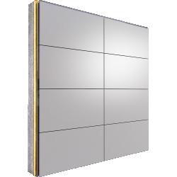 Alucobond sz20 Tray Panel System