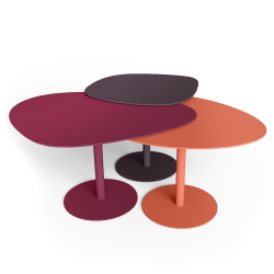 3 Stone Low Table
