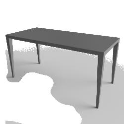 Zonda Standing Table