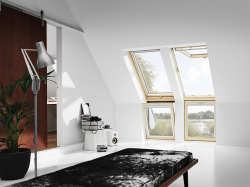 Velux free cad and bim objects 3d for revit autocad for Fenetre verriere