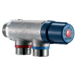 733020 Thermostatic mixing valve PREMIX COMPACT