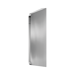 100590 Séparateur urinoir LISO Inox 304 satiné (ex-0011590000)