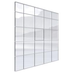 UNIVERS® 54 CURTAIN WALL FAÇADE ITALIAN WINDOW