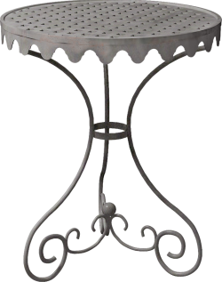 Valescure Gueridon Table