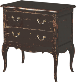 Venetian Chest Of Drawers
